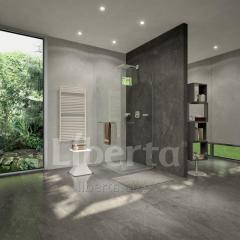 Glass shower cabin of MILAN