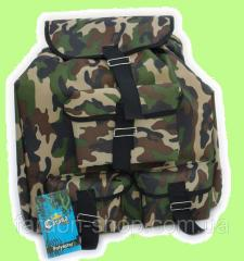 Backpack camouflage CORONA FISHING PK101 (40 l)