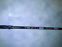 Rod of TEAM (carbon fabrics) of the 5th meter with