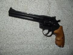 The revolver under Flaubert Safari's
