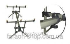 Rod Pod on 3 fishing-rods of Kaida A9-5