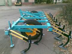 Cultivator of hinged, preseeding ORATAY 4K for a