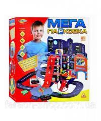 Garage 922-7 (12 pieces) 4 floors Children's