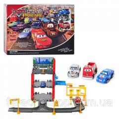 Garage P 1399 (18 pieces) TCh from the animated