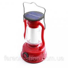 Small lamp kempingovy 5850 on the solar battery