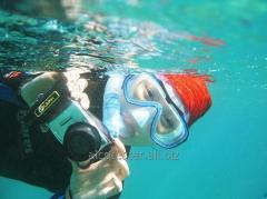 Underwater cover, DicaPac, WP-H10 underwater case