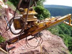 Оборудование для укрепления грунта