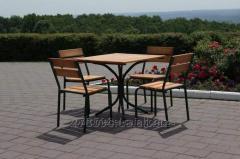 Комплект мебели Классический KIT-Classic-GL для ресторана