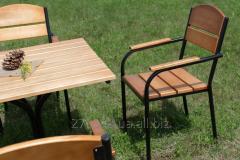Комплект мебели Микс KIT-Mix-BL для кафе