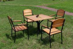 Комплект мебели Микс KIT-Mix-BL для летней