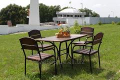 Комплект мебели Премиум KIT-Premium-BD для дачи