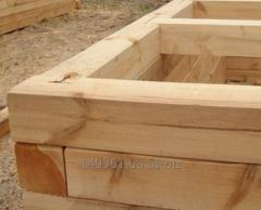 Special timber for a bath covering
