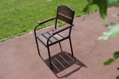 Chair C-Premium-BD Premium for summer platforms