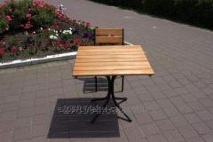 Стол Классический T-Classic-BL для летних площадок