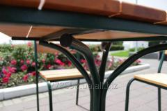 Стол Классический T-Classic-GL для кафе