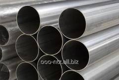 Pipe seamless steel DIN EN 10216-2