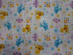 Diapers chintz 100х80