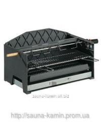 Pig-iron grill of Invicta Alexandrie 680