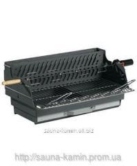 Pig-iron barbecue brazier of Invicta Louqsor 485