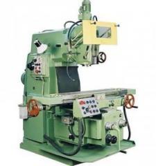 Machine vertically milling 6T13