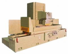 The machine ploskoshlifovalny with a rectangular electromagnetic table (630 x 2000 mm) of fashions. 3D725