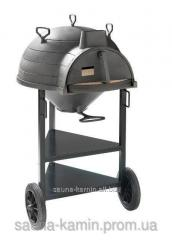 Barbecue of Invicta Lo Goustaou on own cart 760