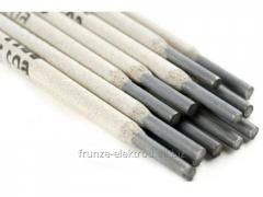 Welding electrodes of ANO-24 diameter are 3.0 mm