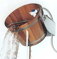 Bucket falls