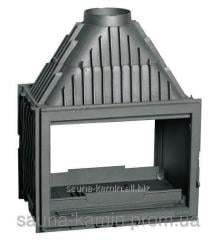 Chimney fire chamber of Invicta Grand Angle 700