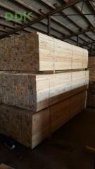 Pine Edged Board 25-120x50-200x3000-6000 mm