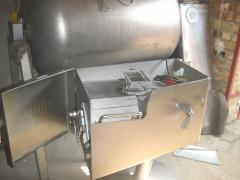 The equipment for meat processing with guarantee