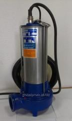 Hydro-Vacuum Pumps single-stage centrifugal FZR