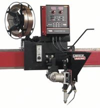 Power feed™ 10a (lincoln electric) automatic