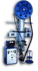 The Hell-231 automatic welding machine without