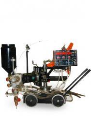 Adf-1250 automatic welding machine