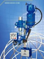 The Gdf-1001 automatic welding machine without