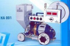 Automatic welding machines of KA 001, 002-1