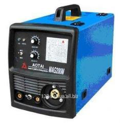 Compact invertor automatic welding semiautomatic