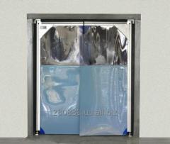 PENDULAR DOORS FROM PVC