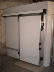 Refrigerating doors cheap