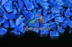 Droblenka of polyethylene of low pressure