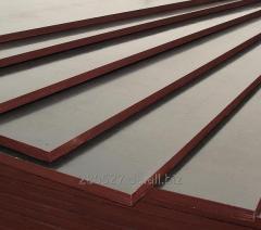 Chapa de madera resistente al agua laminada de