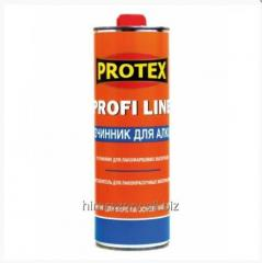 Solvent for paints on the basis of WHITE SPIRIT