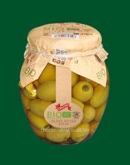 Olives without Bio stone