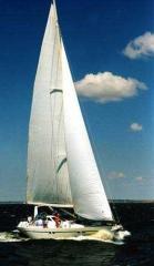 Круизная парусно-моторная яхта   NAVIGAL 1620