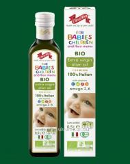 Olive oil children's Bio Extra Virgin 1