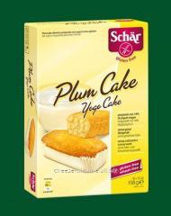 Cake yogurt Plum Cake-Yogo Cake Dr. Schär