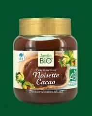 Chocolate and nut cream