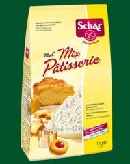 Bezglyutenovy mix flour for baking of Mix C Dr.