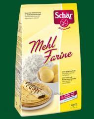 Bezglyutenovy mix flour special Mehl-Farine Dr.